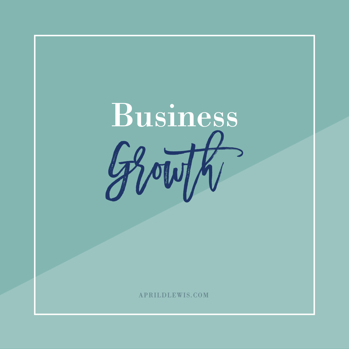 Click here for business growth articles